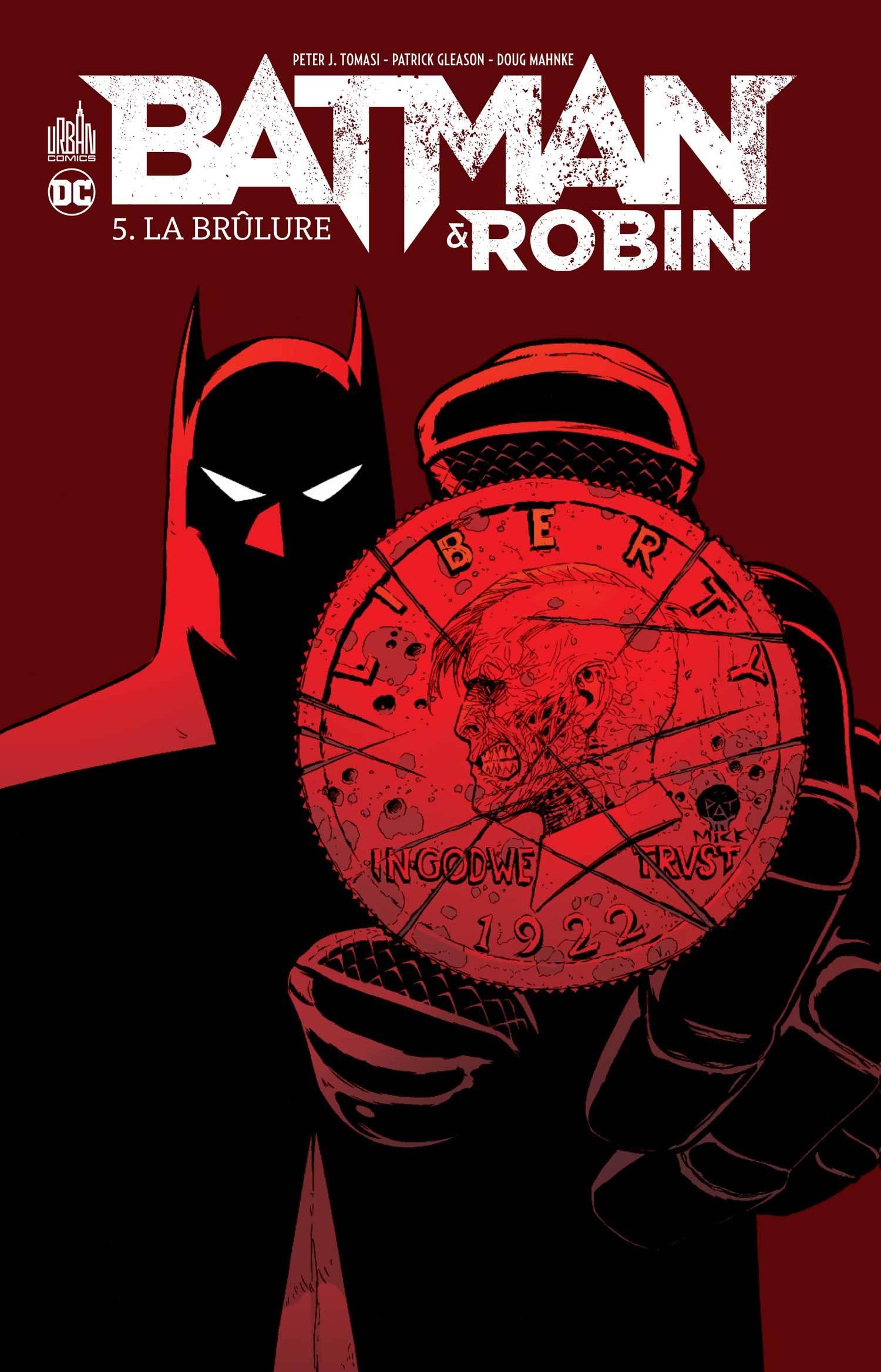 DC RENAISSANCE - BATMAN & ROBIN TOME 5