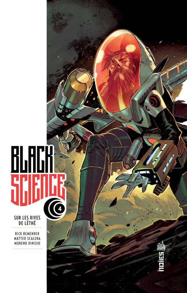 URBAN INDIES - BLACK SCIENCE TOME 4