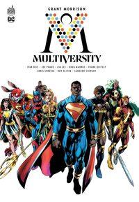 DC DELUXE - MULTIVERSITY