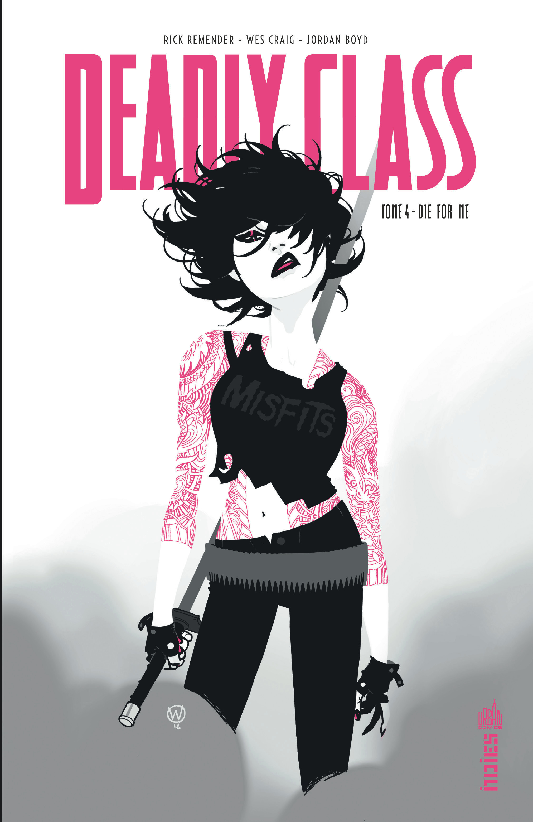 URBAN INDIES - DEADLY CLASS TOME 4