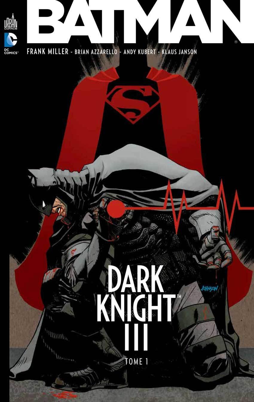 DC ESSENTIELS - BATMAN DARK KNIGHT III TOME 1 - EDITION SPECIALE CULTURA