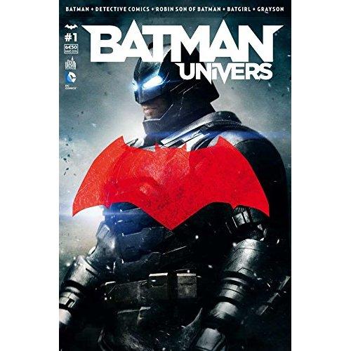 BATMAN UNIVERS 01 VARIANT COVER