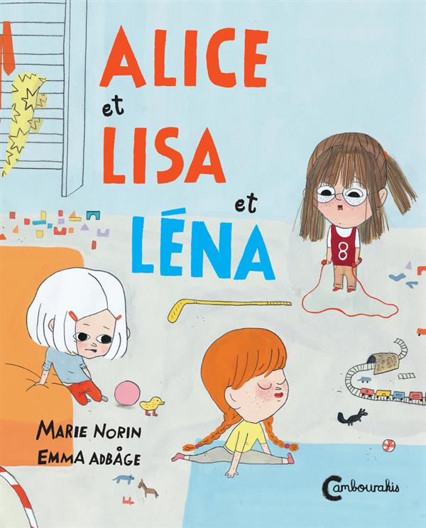 ALICE, LISA ET LENA