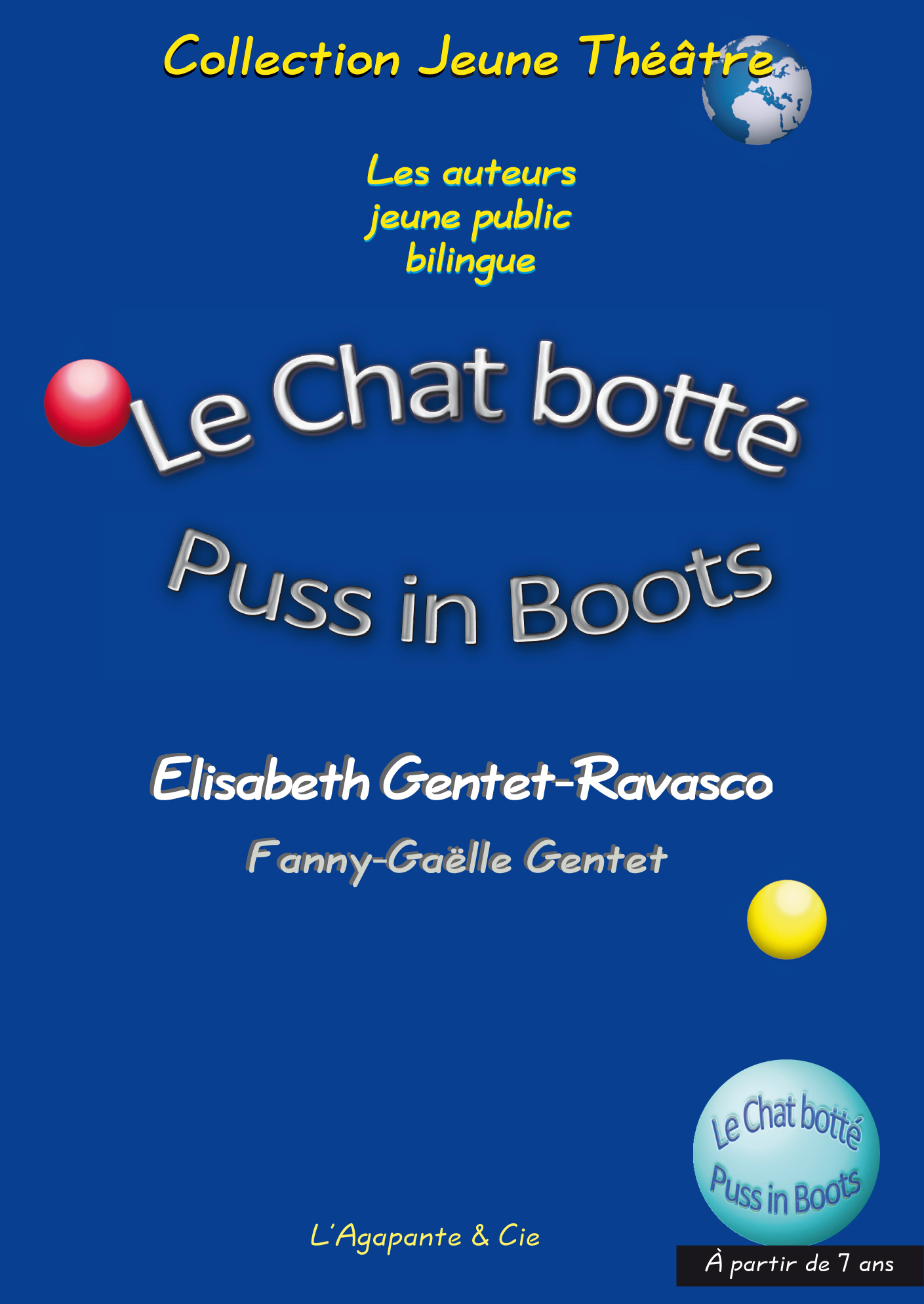 LE CHAT BOTTE - PUSS IN BOOTS