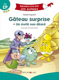 GATEAU SURPRISE - NOUVELLE EDITION