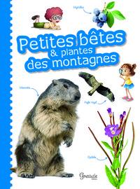 PETITES BETES ET PLANTES DES MONTAGNES