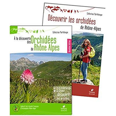 A LA DECOUVERTE DES ORCHIDEES DE RHONE-ALPES