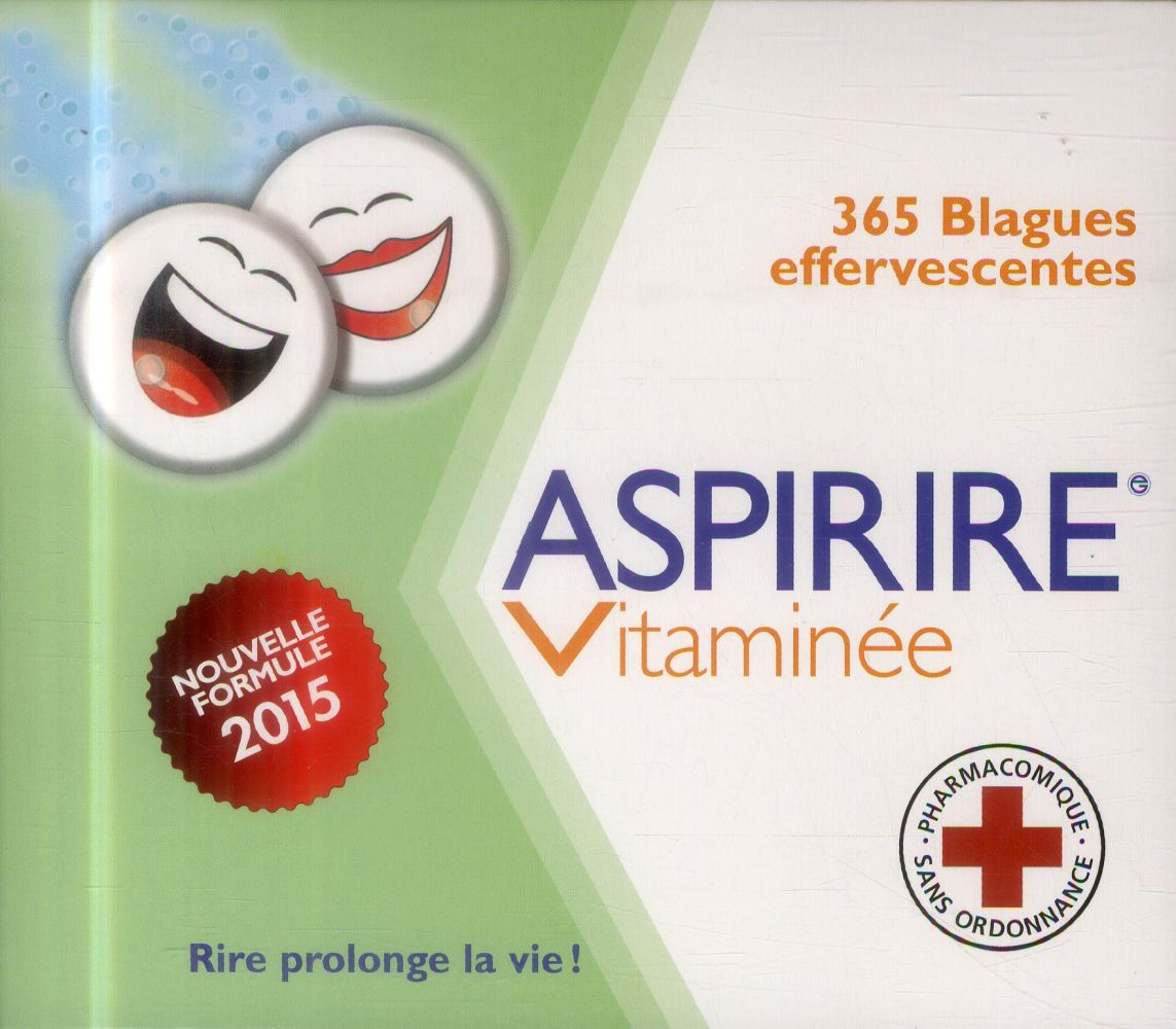 ASPIRIRE VITAMINEE 2015