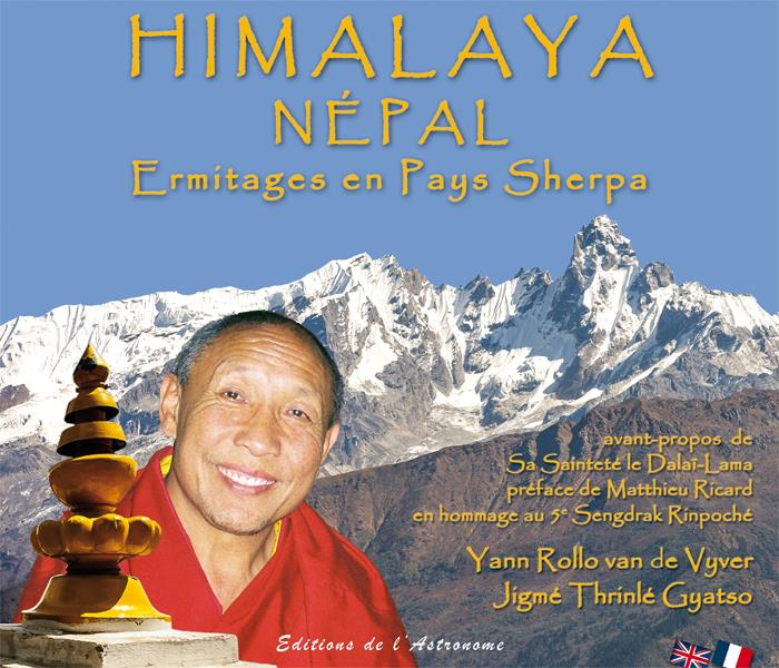 HIMALAYA NEPAL, ERMITAGES EN PAYS SHERPA