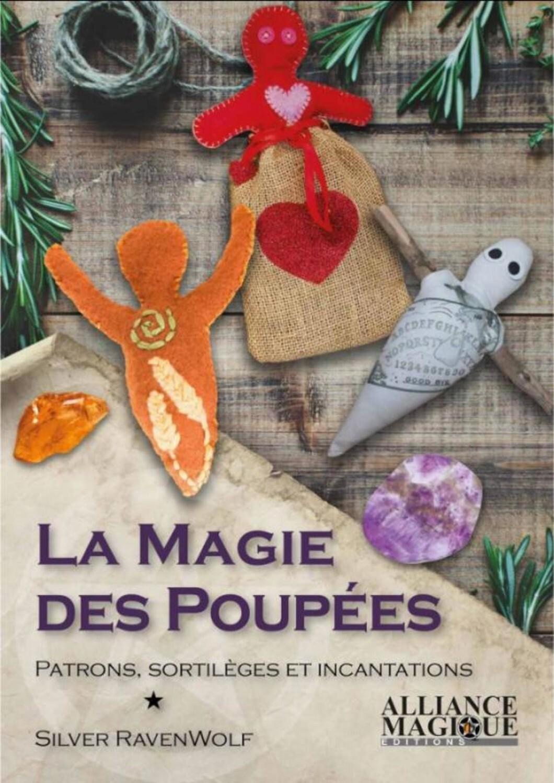 LA MAGIE DES POUPEES - PATRONS, SORTILEGES ET INCANTATIONS