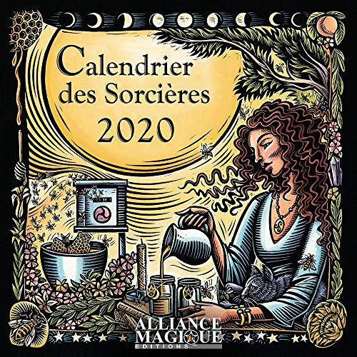 CALENDRIER DES SORCIERES 2020