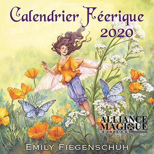 CALENDRIER FEERIQUE 2020