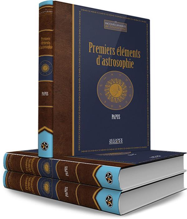 PREMIERS ELEMENTS D'ASTROSOPHIE