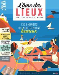 L'AME DES LIEUX - LA REVUE - NUMERO 1 - VOL01