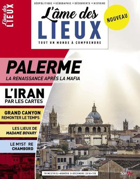 L'AME DES LIEUX - LA REVUE - NUMERO 3 - VOL03