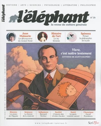 L'ELEPHANT - NUMERO 26 - VOLUME 26