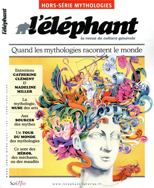 L'ELEPHANT HORS-SERIE MYTHOLOGIE