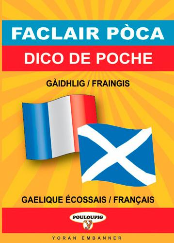 GAELIQUE ECOSSAIS-FRANCAIS (DICO POCHE).