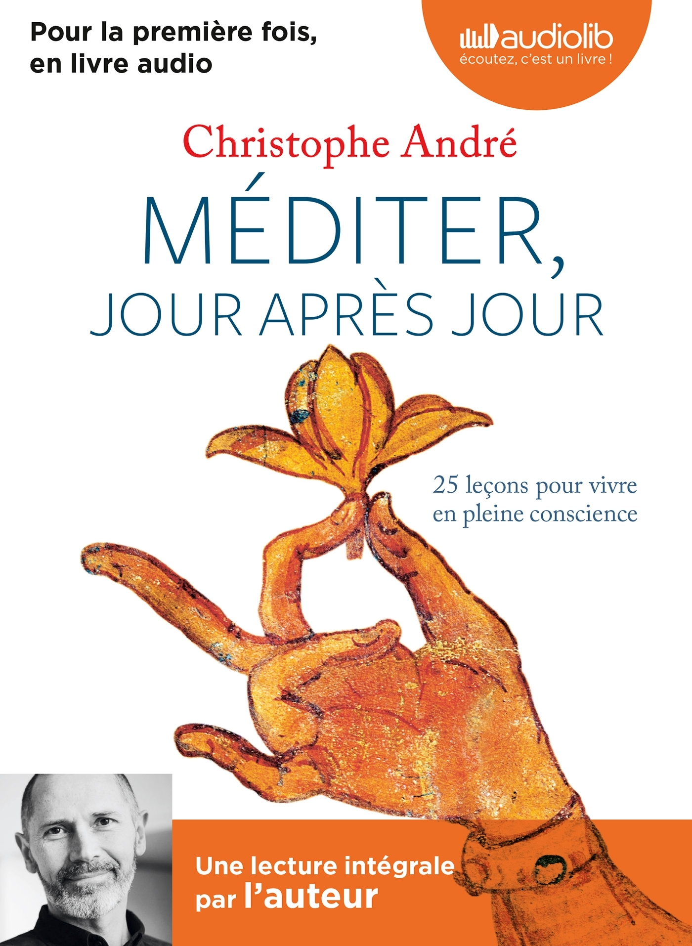 MEDITER, JOUR APRES JOUR - LIVRE AUDIO 1CD MP3