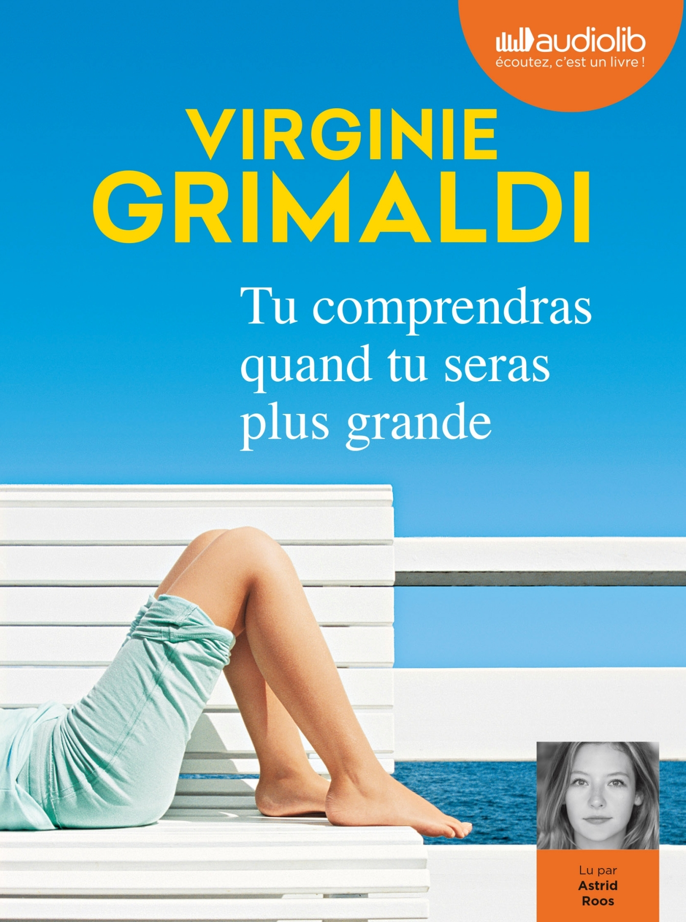 TU COMPRENDRAS QUAND TU SERAS PLUS GRANDE - LIVRE AUDIO 1 CD MP3