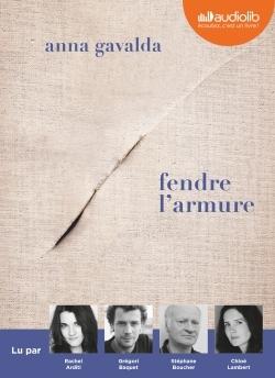FENDRE L'ARMURE - LIVRE AUDIO 1 CD MP3