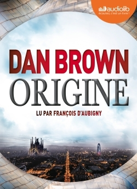 ORIGINE - LIVRE AUDIO 2 CD MP3