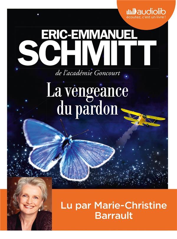 LA VENGEANCE DU PARDON - LIVRE AUDIO 1 CD MP3