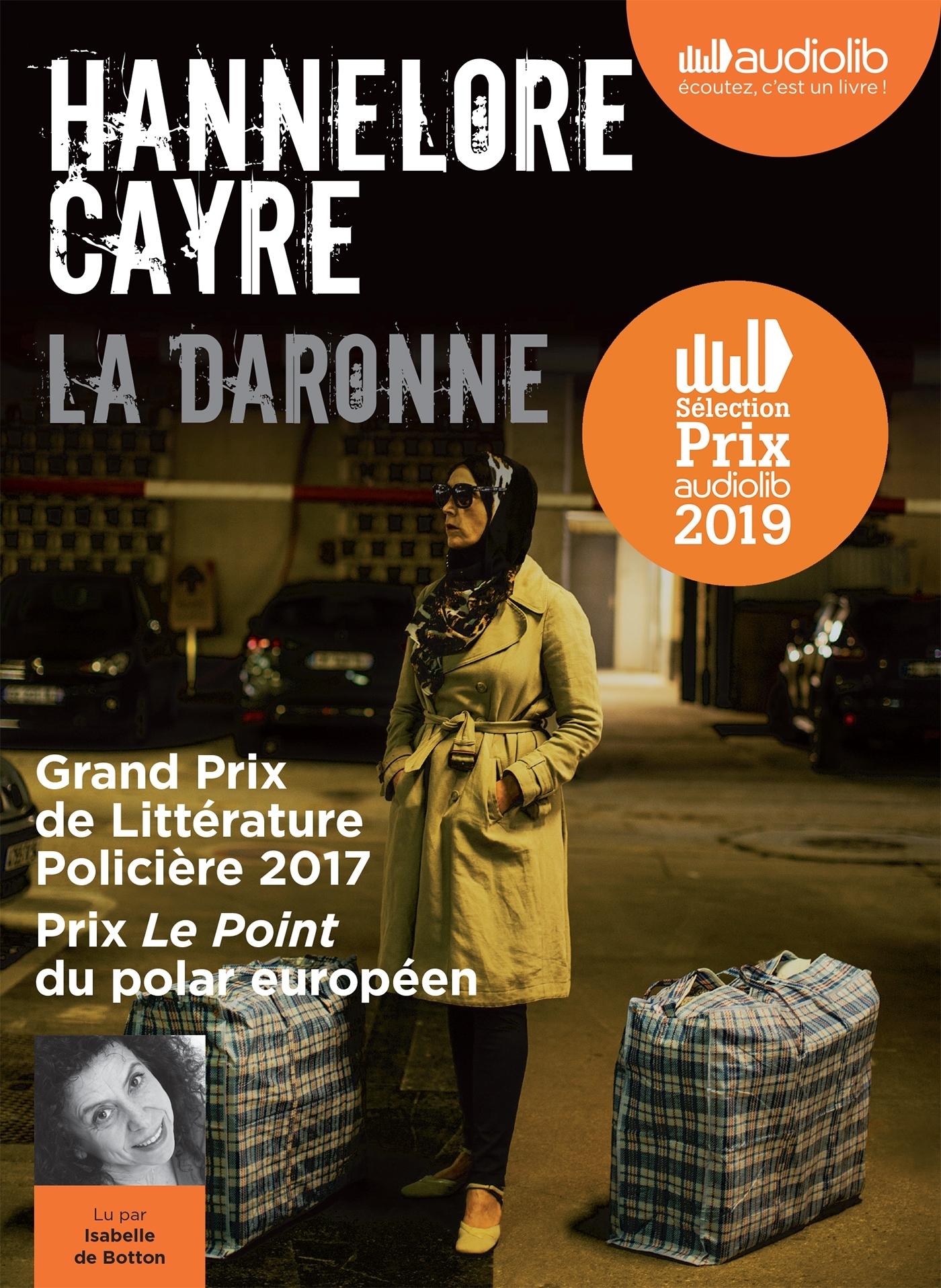 LA DARONNE - LIVRE AUDIO 1 CD MP3