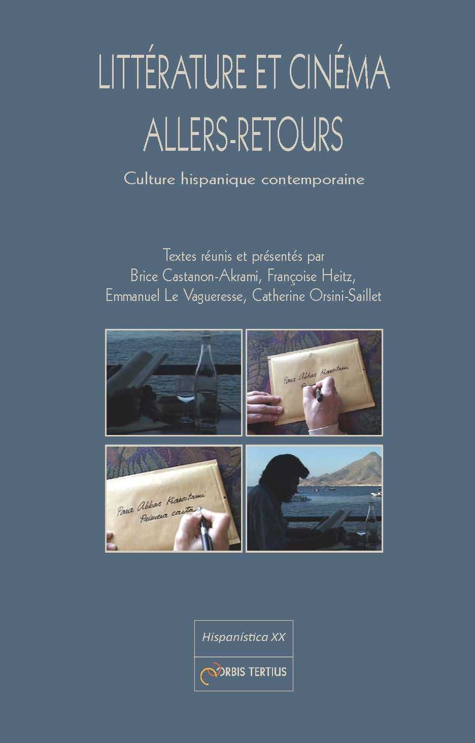 LITTERATURE ET CINEMA : ALLERS-RETOURS.