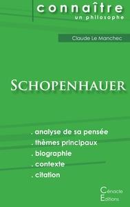 COMPRENDRE SCHOPENHAUER (ANALYSE COMPLETE DE SA PENSEE)