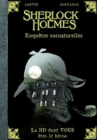 T08 - SHERLOCK HOLMES - ENQUETES SURNATURELLES