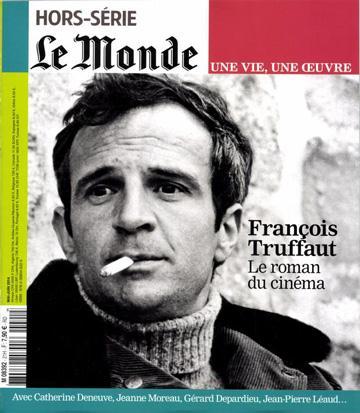 FRANCOIS TRUFFAUT - LE MONDE UNE VIE UNE OEUVRE N 21