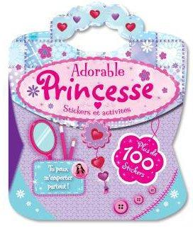 ADORABLE PRINCESSE (COLL. SAC A MAIN)