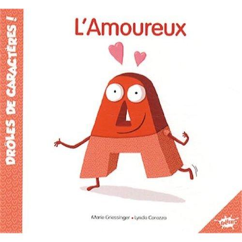 DROLES DE CARACTERES / A L AMOUREUX