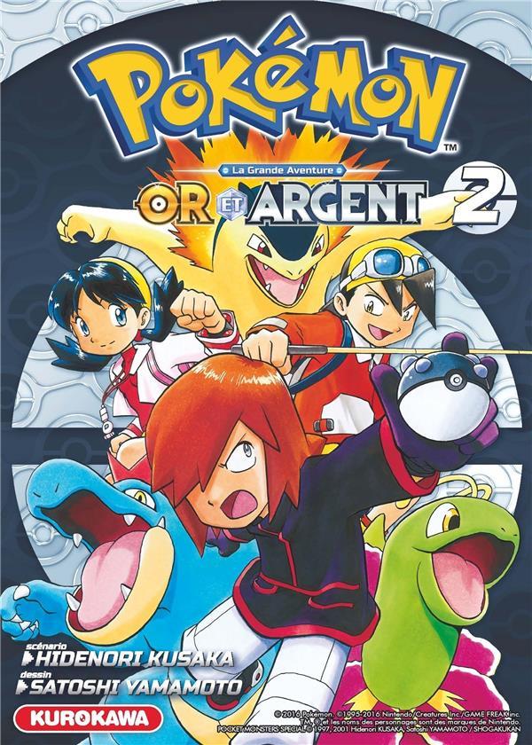 Pokemon or et argent - tome 2 - vol02