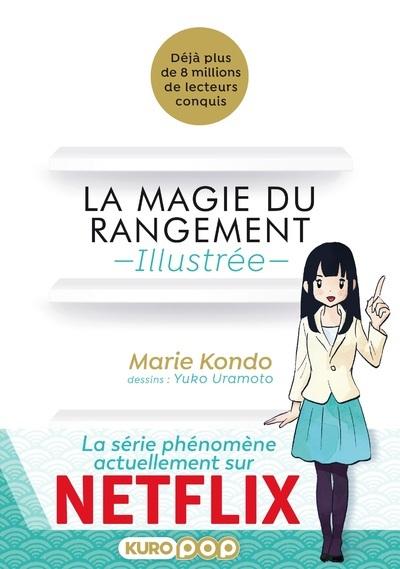 LA MAGIE DU RANGEMENT ILLUSTREE - VOL01