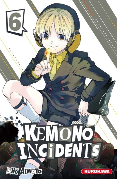 KEMONO INCIDENTS - TOME 6 - VOL06