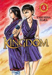 KINGDOM V.5 - LIVRE