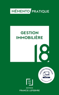 MEMENTO GESTION IMMOBILIERE 2018