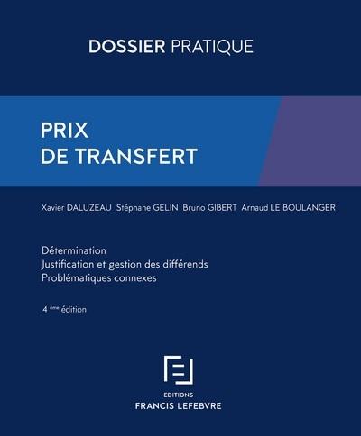 PRIX DE TRANSFERT