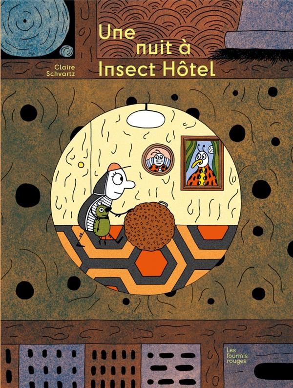Une nuit a insect'hotel