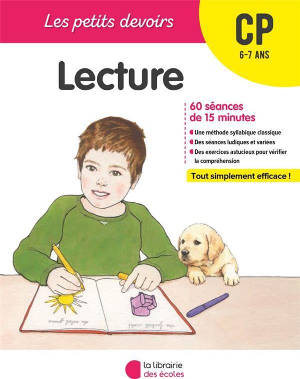 Les petits devoirs - lecture cp nouvelle edition
