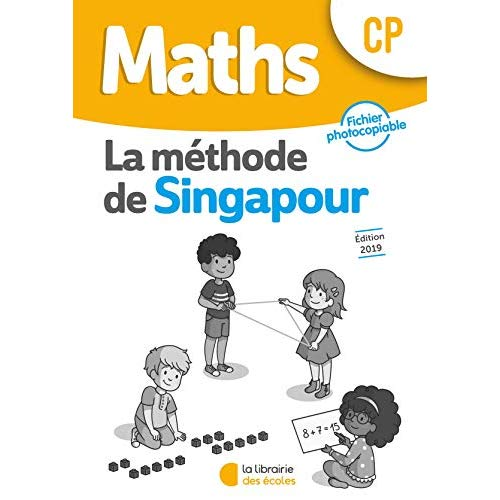 MATHS SINGAPOUR FICHIER PH CP 2019