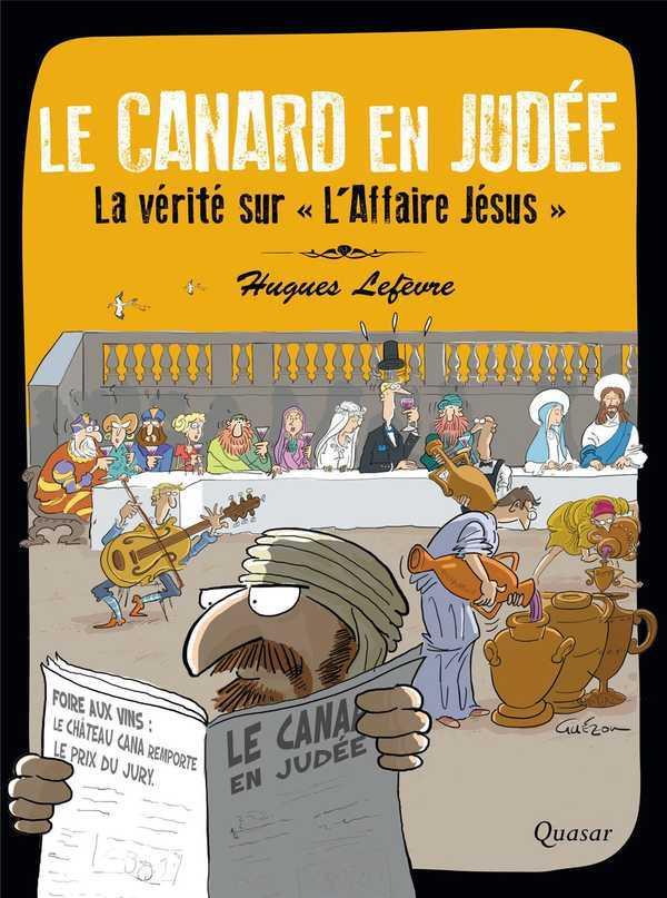 LE CANARD EN JUDEE
