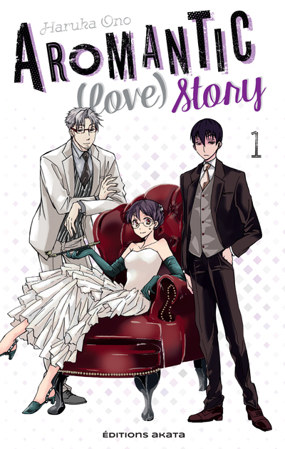AROMANTIC (LOVE) STORY - TOME 1 - 01