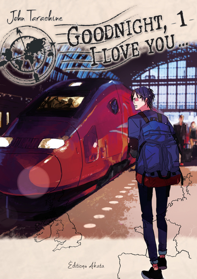 GOODNIGHT, I LOVE YOU... - TOME 1 - VOL01