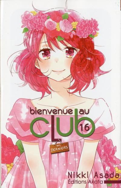 BIENVENUE AU CLUB - TOME 16