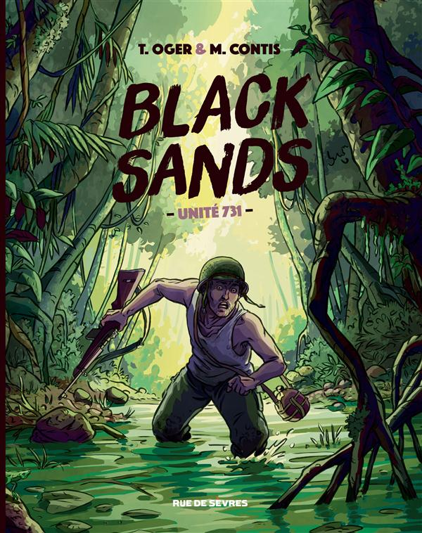 Black sands unite 731