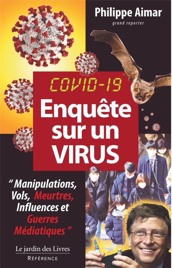 ENQUETE SUR UN VIRUS COVID 19