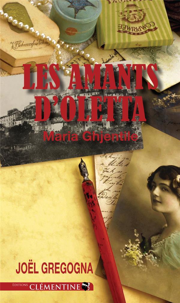LES AMANTS D'OLETTA (POCHE)